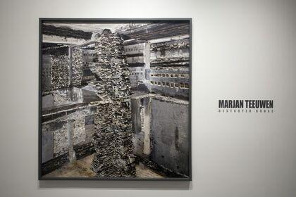 Marjan Teeuwen | Destroyed House
