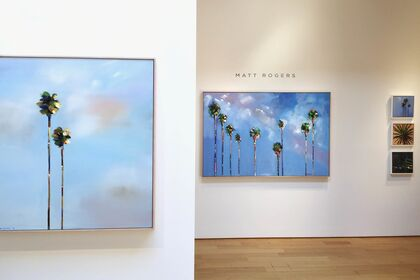 Melissa Chandon & Matt Rogers | Recent Paintings