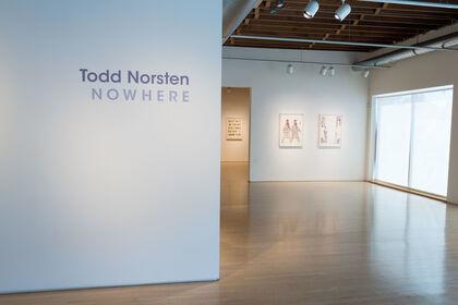 Todd Norsten: N O W H E R E