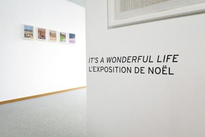 It's a Wonderful Life: L'exposition de Noël