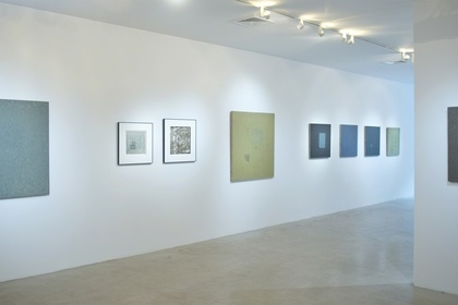 Riley Brewster recent paintings and works on paper    with works by Steven Powers
