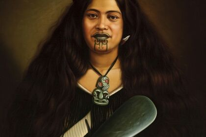 Māori Portraits: Gottfried Lindauer's New Zealand