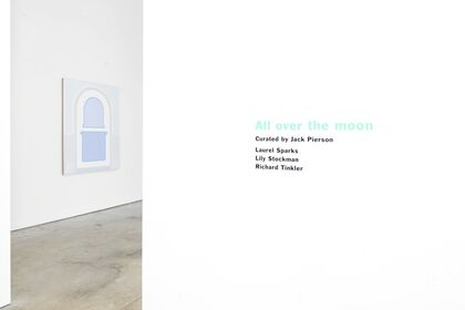 All over the moon: Laurel Sparks, Lily Stockman, Richard Tinkler. Curated by Jack Pierson