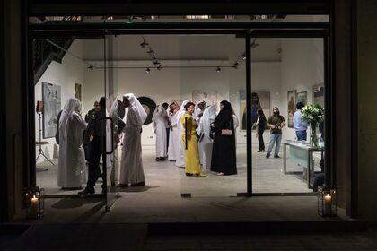 Qatari Artists: Reflection