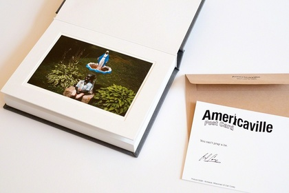 Carl Corey | Americaville Postcard Series