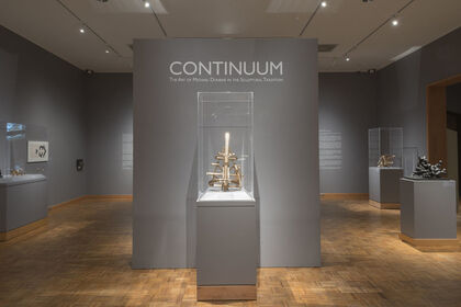 Continuum: The Art of Michael Dunbar in the Sculptural Tradition