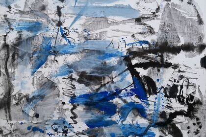 Lianjie Zheng - The Color Between Black and White