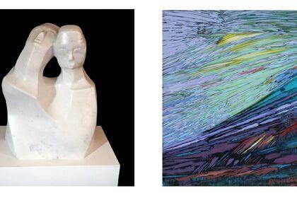 Joint Exhibition: Omar Shahwan, Yazan Salman