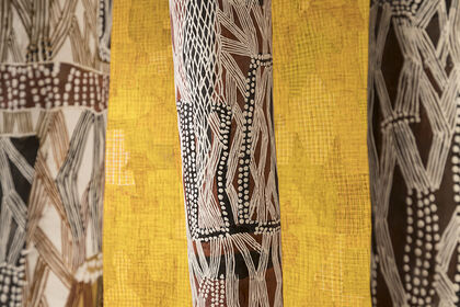 Marking the Infinite: Contemporary Women Artists from Aboriginal Australia