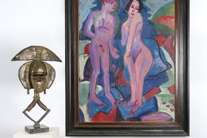 African Art from our Collection & Ernst Ludwig Kirchner