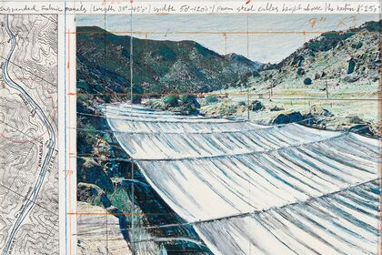reveal - Christo and Jeanne-Claude