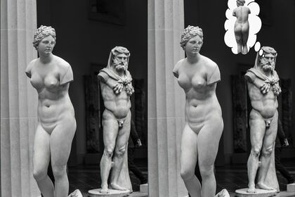 Statues Also Fall In Love