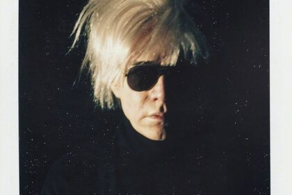 Andy Warhol Polaroid Pictures