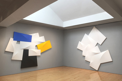 Charles Hinman: Works from the 1980s