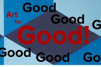Art For Good – Volume I