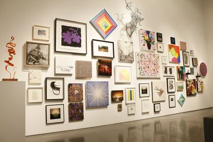"""""""Deck the Walls!"""" - Group Exhibition"""