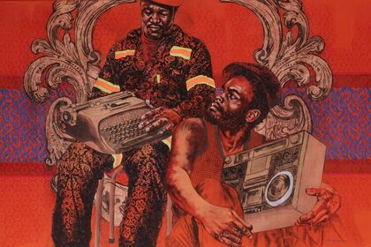 Bambo Sibiya, 'Izikhali ze Mpilo'