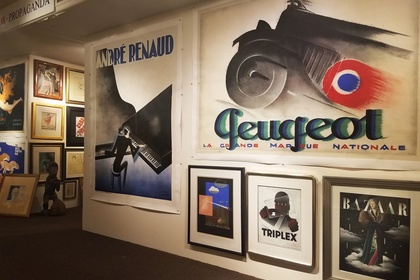 Innovators of the Art Deco Poster: The Greatest Collection in the World