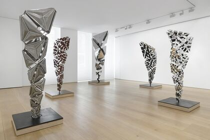 Conrad Shawcross | After the Explosion, Before the Collapse