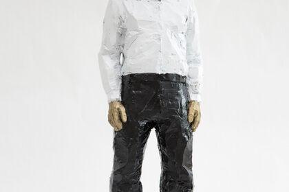 Deweer Gallery & MDZ Art Gallery present: STEPHAN BALKENHOL