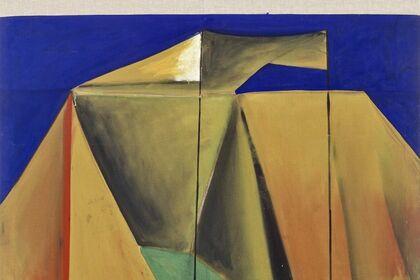 Markus Lüpertz: Paintings from the Sixties
