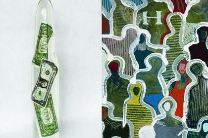 Reactions to Contemporary Culture: Featuring French artists Helder Batista and Gaëtan de Seguin