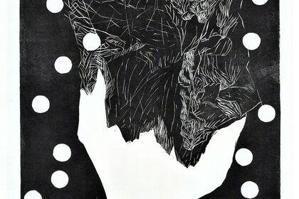 """Georg Baselitz - Hokusai, Remixe, ein Indianergrab und """"Bald ist diese Zeit vorbei""""?"""