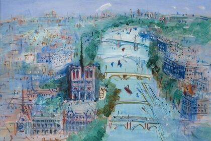 Jean Dufy - City Life