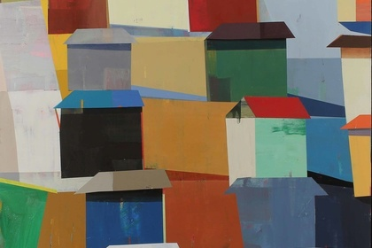 Discovering Color | Recent Paintings