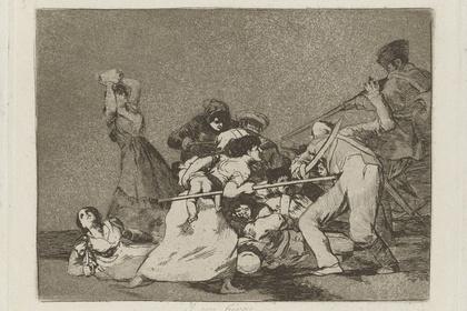 Goya: Mad Reason