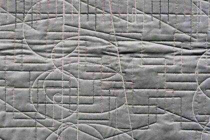 Kathy McTavish: Generative Textile Drawings