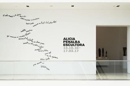 Alicia Penalba. Sculptress