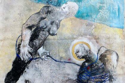 """""""ANGELS"""" - ABOUDIA & Sadikou OUKPEDJO"""