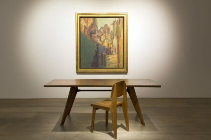Carte Blanche to Ivor Braka, Frank Auerbach, Francis Bacon & Lucian Freud