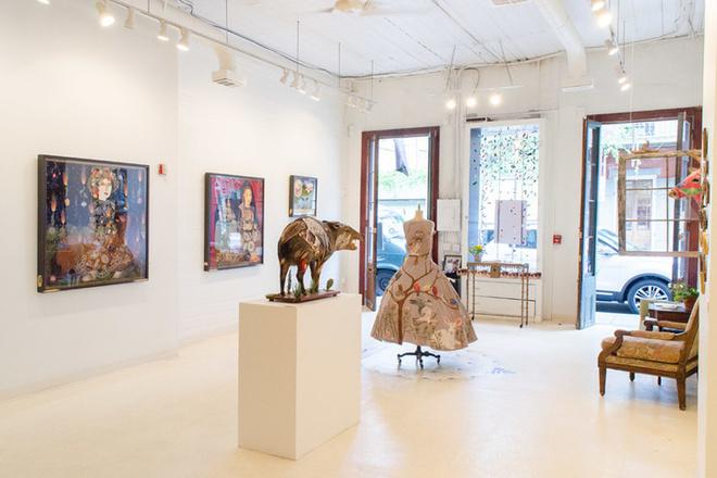 Chris Roberts-Antieau: New Work