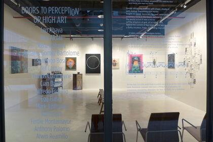 Doors to Perception or High Art