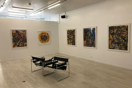 Harold Klunder: Recent Watercolour Paintings