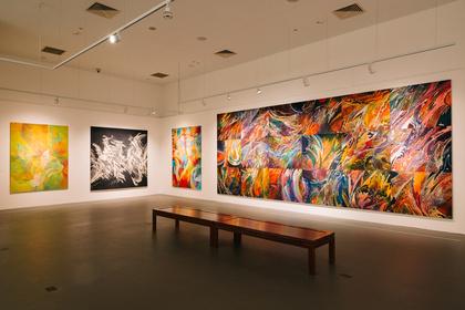 """Always Moving"": The Batik Art of Sarkasi Said"