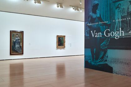Van Gogh to Picasso. The Thannhauser Legacy