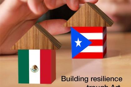 Donation Mexico and Puerto Rico