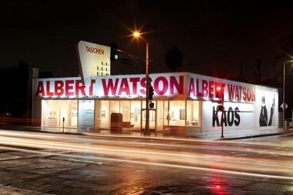 Albert Watson KAOS