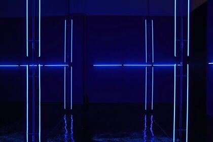 "Anne Katrine Senstad: ""Beckoned to Blue"""