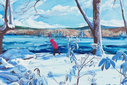 SEBASTIAN BLANCK | SNOW AT DUSK