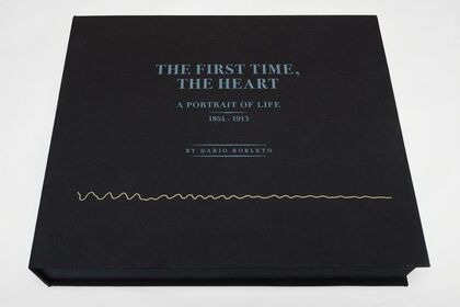 Dario Robleto: The First Time, The Heart