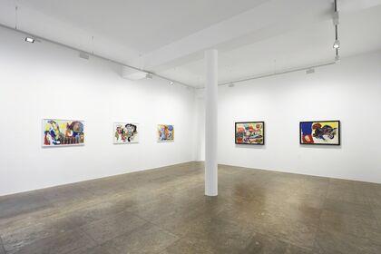 Karel Appel. Tête en carton. Collages 1960 – 1967