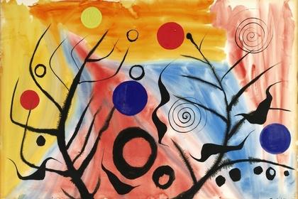 Calder on Paper: 1939-1959