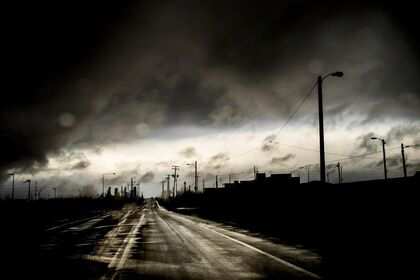 Todd Hido - Bright Black World