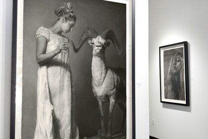 "Annie Murphy-Robinson - ""Recent Drawings"""