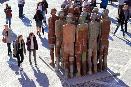 Moving Monuments: Memorials of Anti-Communist Resistance