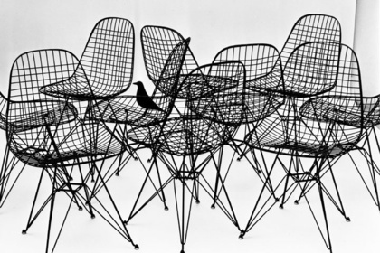 Kazam! The Furniture Experiments of Charles & Ray Eames